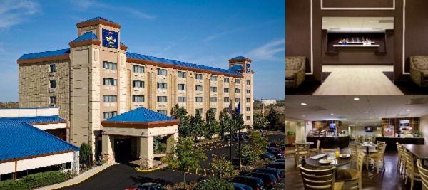 Holiday Inn Express Palatine / Arlington Heights photo collage