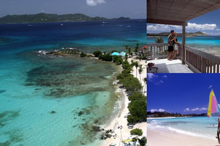 Sapphire Beach Resort & Marina photo collage