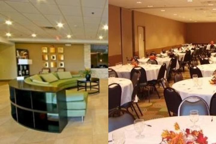 University Plaza Hotel photo collage