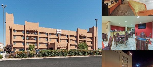 Hawthorn Suites by Wyndham Albuquerque photo collage