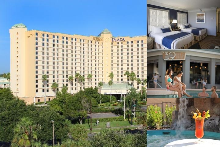 Rosen Plaza Hotel photo collage