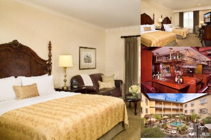 Ayres Hotel & Suites Costa Mesa photo collage