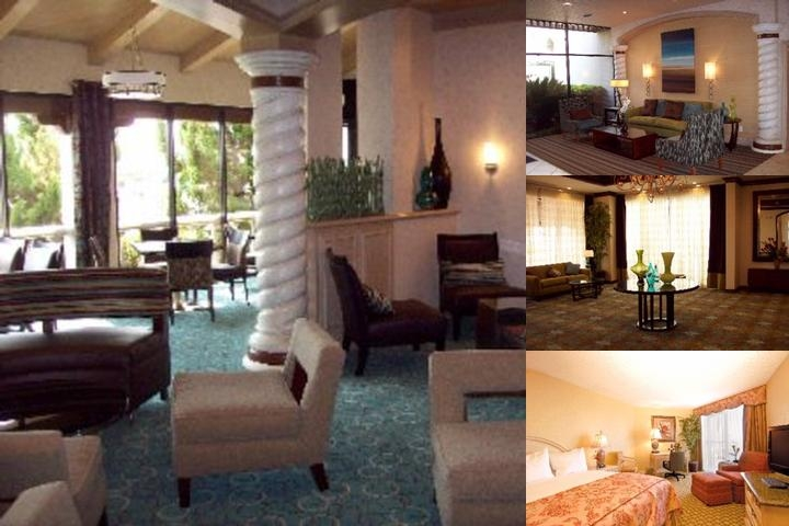 Hilton Galveston Island photo collage
