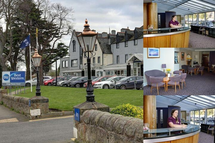 Best Western Kings Manor Hotel photo collage