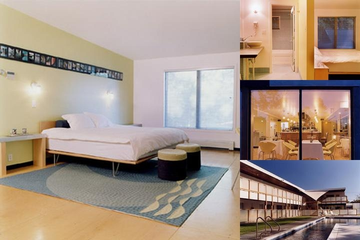 Greenporter Hotel & Spa photo collage