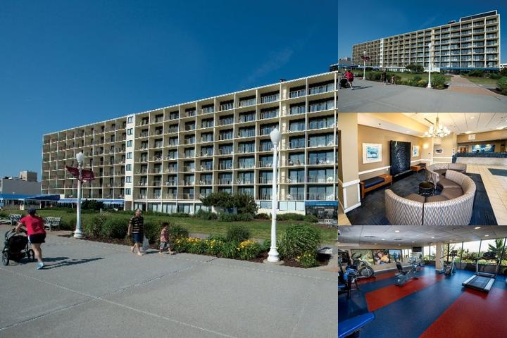 Best Western Oceanfront photo collage