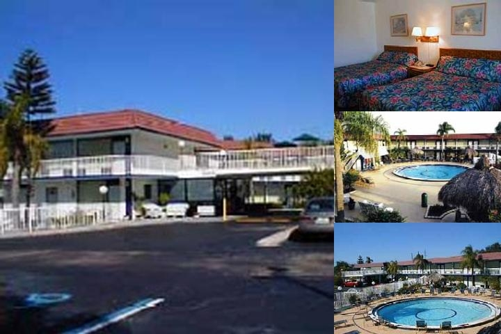Econo Lodge Inn & Suites Clearwater photo collage