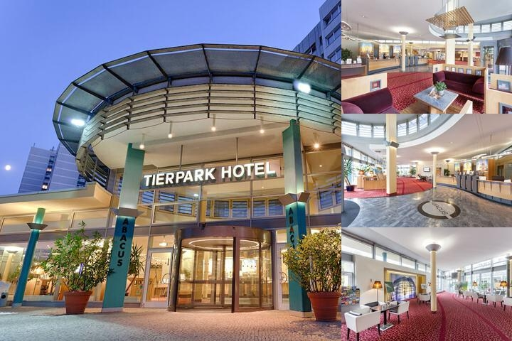 Abacus Tierpark Hotel photo collage