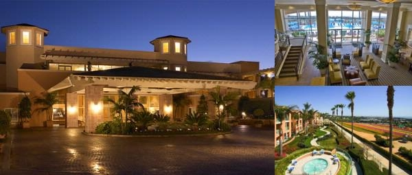 Grand Pacific Palisades Resort & Hotel photo collage
