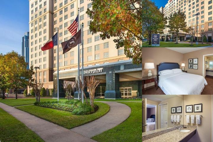 Sheraton Suites Houston Near The Galleria photo collage