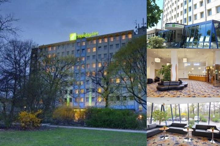 Holiday Inn Berlin Humboldt Park photo collage