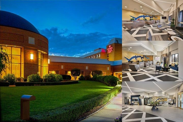 Crowne Plaza Providence Warwick (Airport) photo collage