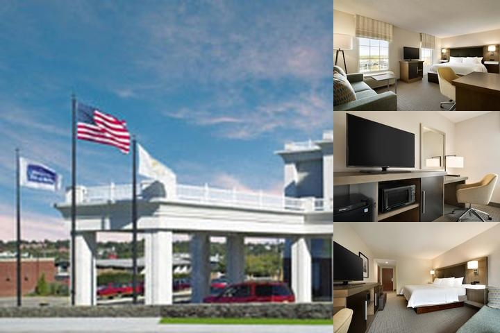 Hampton Inn & Suites Newport photo collage