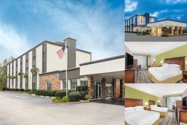 Holiday Inn Express Charleston Summerville photo collage