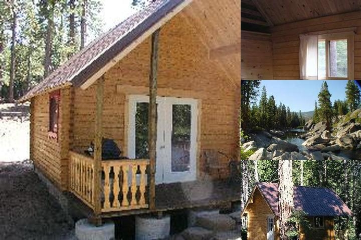 Shinneyboo Creek Cabins photo collage