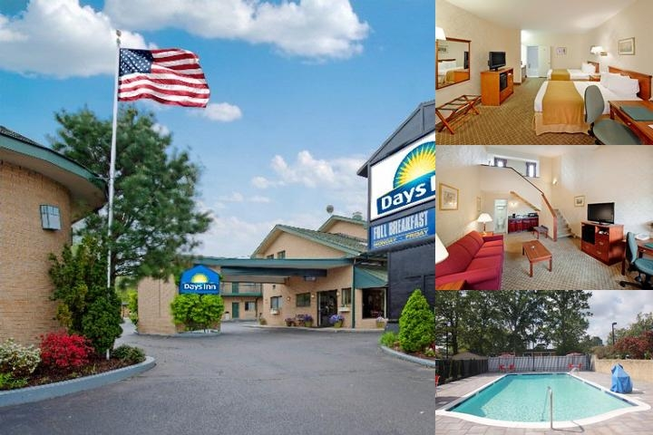 Executive Inn at Woodbury photo collage