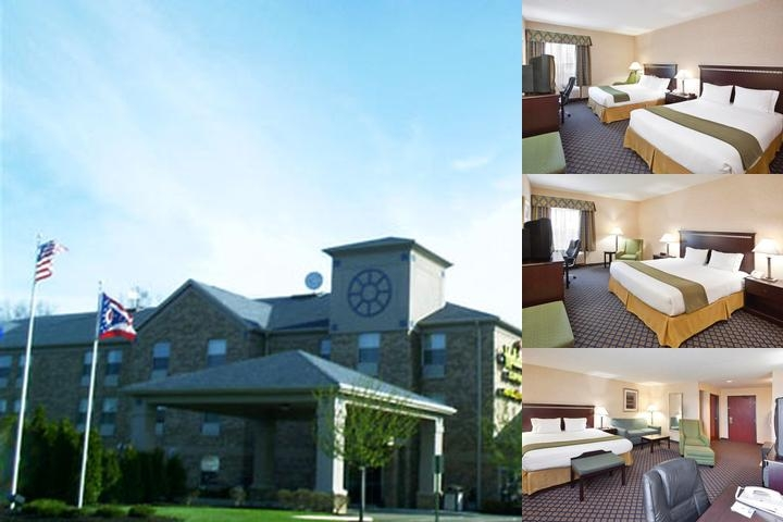 Hoilday Inn Express Hotel & Suites photo collage