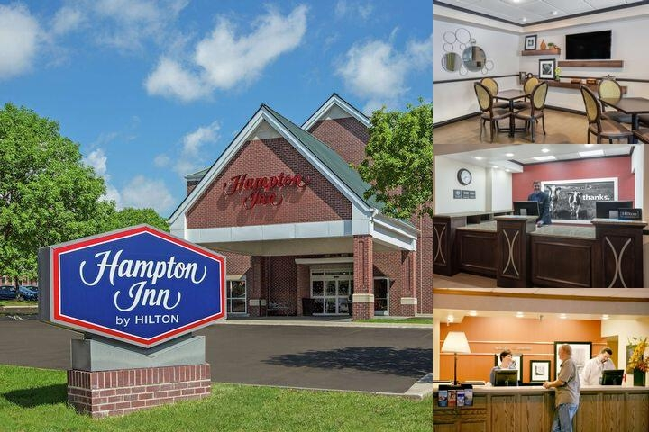 Hampton Inn South / Heritage Park photo collage