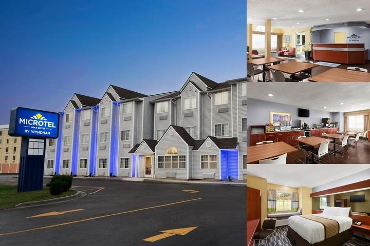 Microtel Inn & Suites by Wyndham Thomasville / Hig photo collage