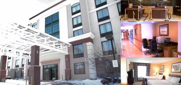 Comfort Inn & Suites Conference Center / Northbroo photo collage