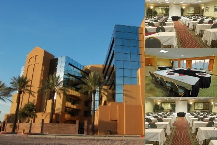 Radisson Phoenix Airport photo collage
