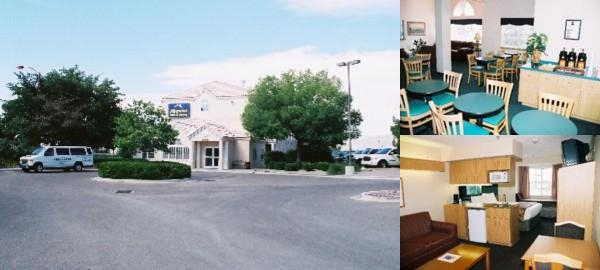 Microtel Inn & Suites El Paso Intl. Airport photo collage