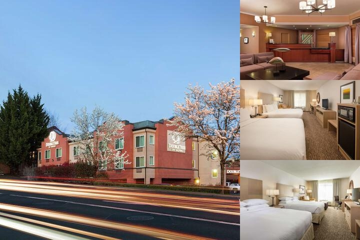 Doubletree by Hilton Portland Tigard photo collage