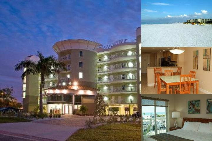 Crystal Palms Beach Resort photo collage