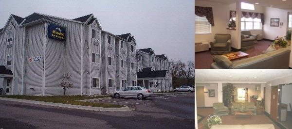 Microtel Inn & Suites by Wyndham New Ulm photo collage