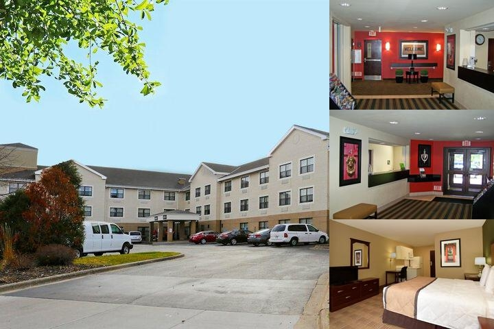 Extended Stay America Minneapolis Brooklyn Center photo collage