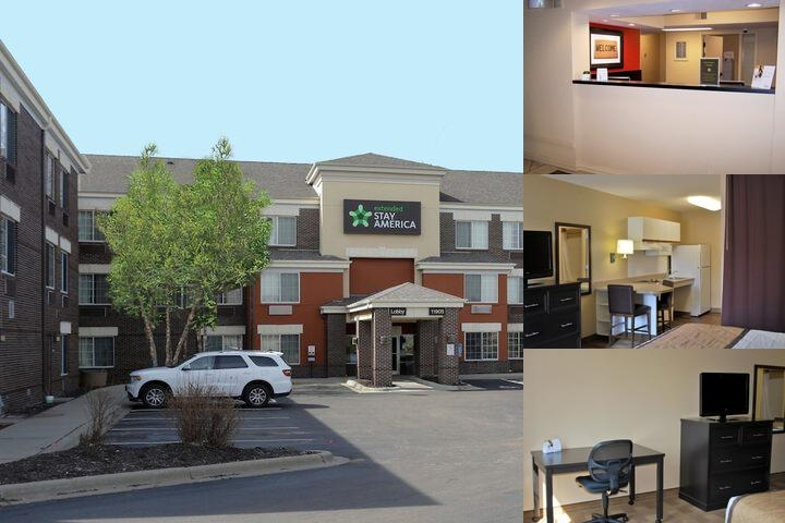 Extended Stay America Eden Prairie Technology photo collage