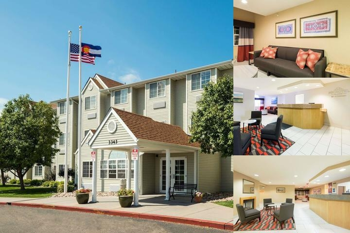 Microtel Inn & Suites (I 25) photo collage