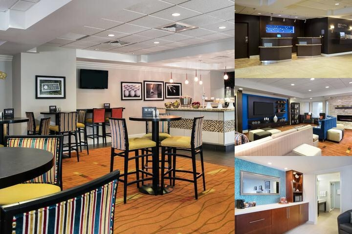 Courtyard Marriott Barefoot Landing photo collage