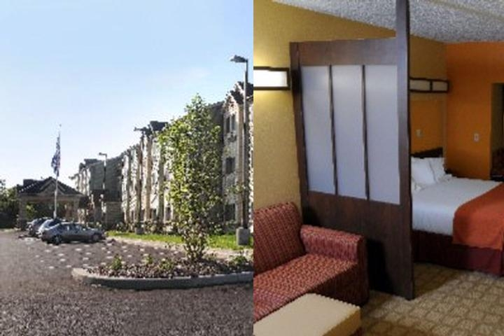 Microtel Inn & Suites by Wyndham Verona photo collage
