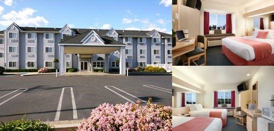 Microtel Inn & Suites Modesto / Ceres photo collage