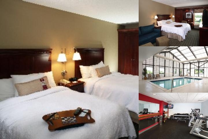 Hampton Inn Islandia photo collage