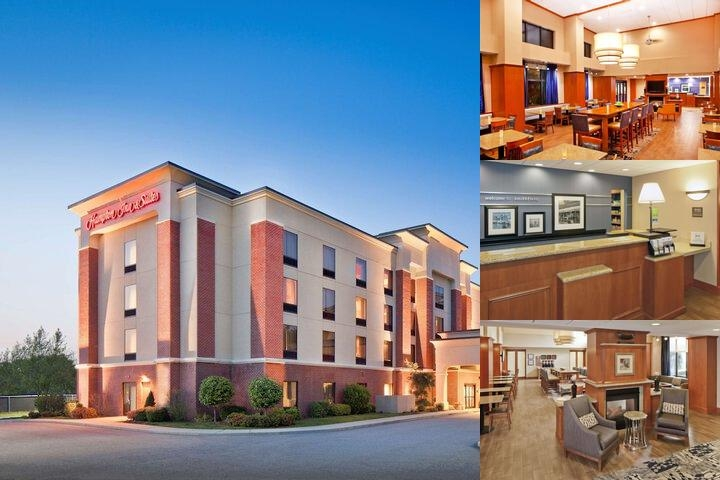 Hampton Inn & Suites Providence Smithfield photo collage