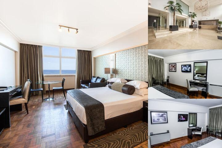 Belaire Suites photo collage