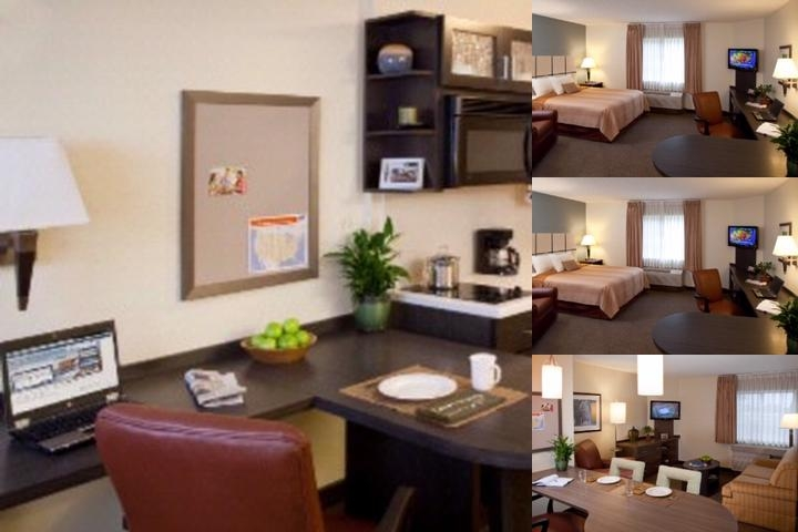 Candlewood Suites Irvine East photo collage