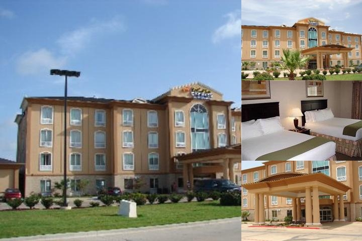 Holiday Inn Express Hotel & Suites Corsicana photo collage