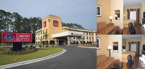 Comfort Suites Kingsland photo collage