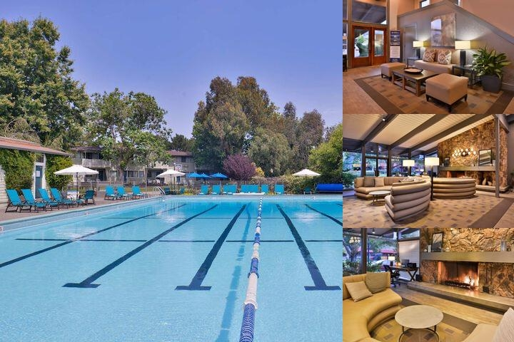 Best Western Corte Madera Inn photo collage