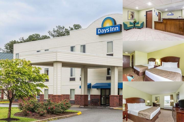 Days Inn Kings Dominion photo collage