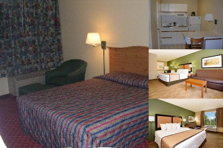 Extended Stay America Orange County Brea photo collage