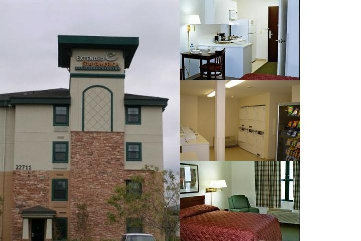 Extended Stay America Orange County Yorba Linda photo collage