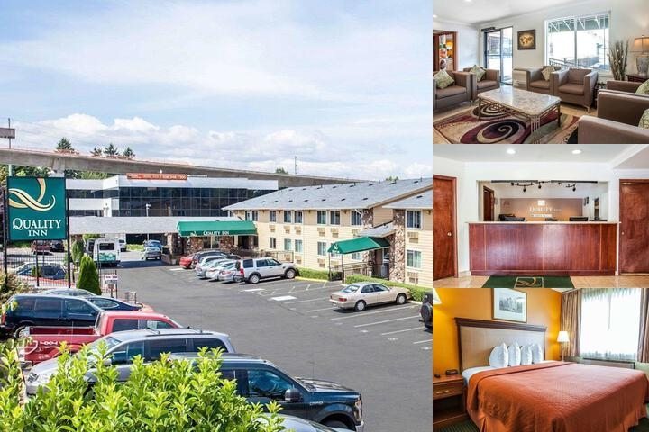 Quality Inn Seatac Airport photo collage