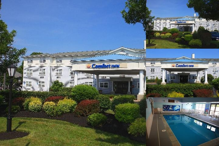 Plymouth Comfort Inn photo collage