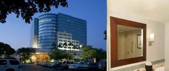 The Westin Fort Lauderdale photo collage
