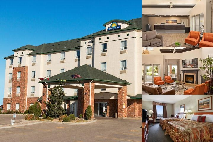 Days Inn Saskatoon photo collage