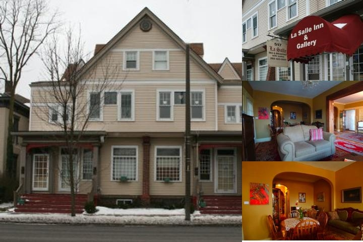 La Salle Bed & Breakfast photo collage